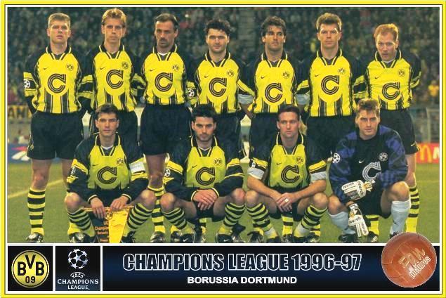Боруссия дортмунд ювентус 1996